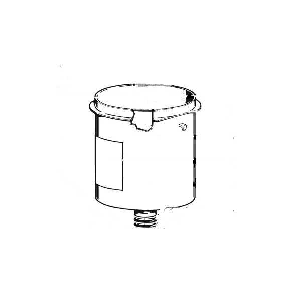 Vaso maxi canister